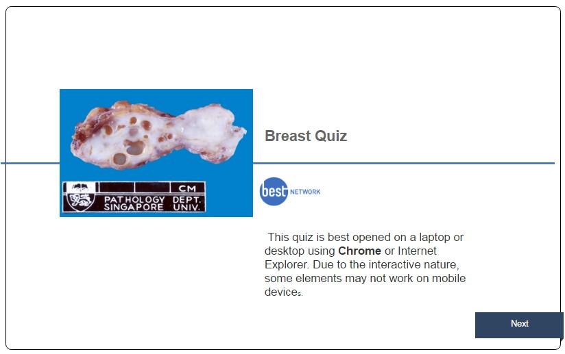 V  Breast Pathology Quiz | Pathology Demystified