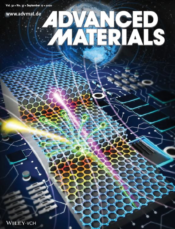 Hybrid 2d material/functional oxides