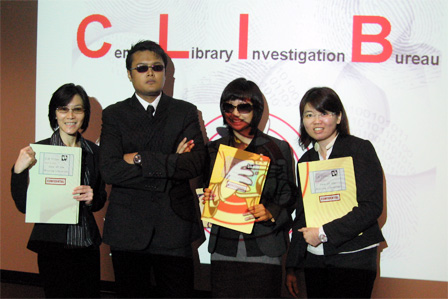 librarians involved in the games