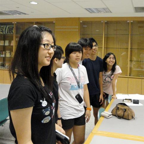 Japanese students
