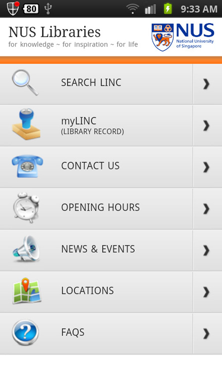 Mobile library portal