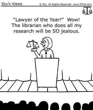 Stu's Views Cartoon 1
