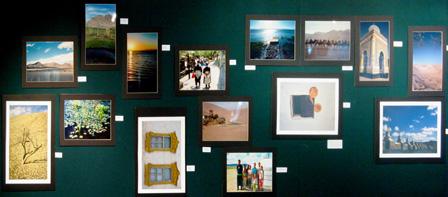 Sneak peek at the exhibition