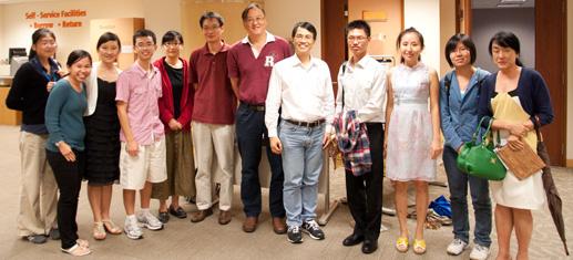 Chinese Literature Seminarr
