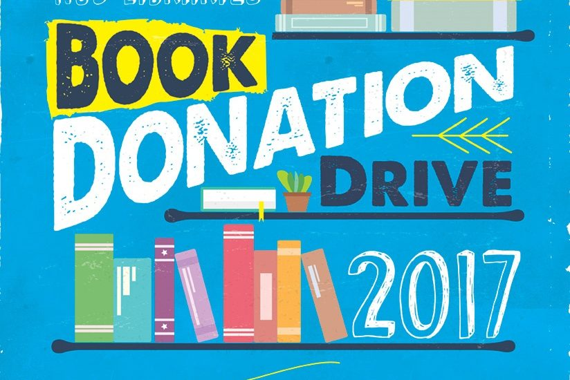 Book Donation Drive 2017 Linus Nus Libraries Blog