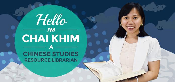 Hello Librarian - Chai Khim