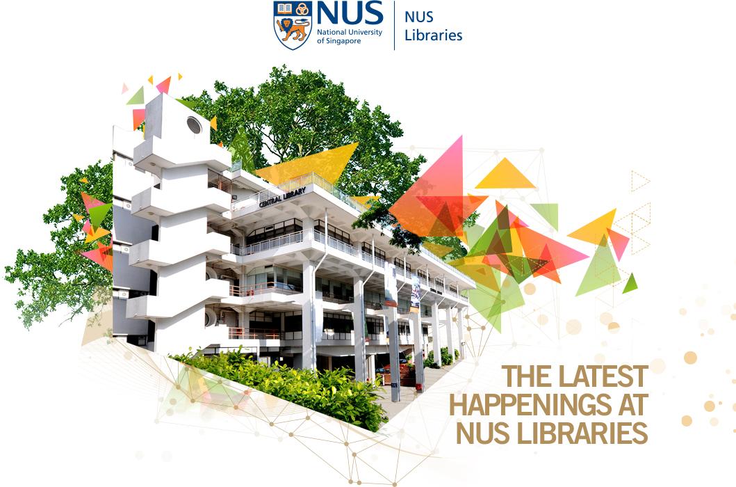 NUS Libraries LiNUS Blog