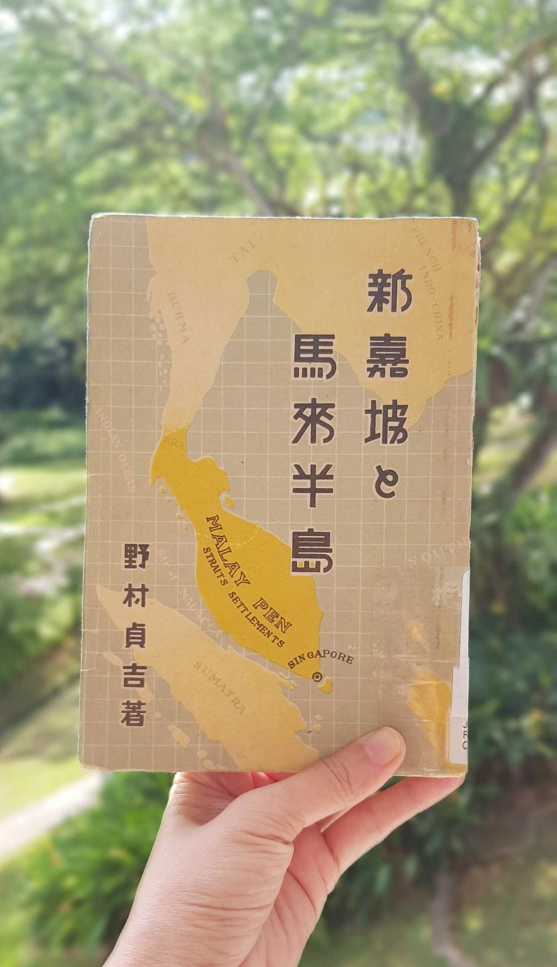 新嘉坡と馬来半島 book cover