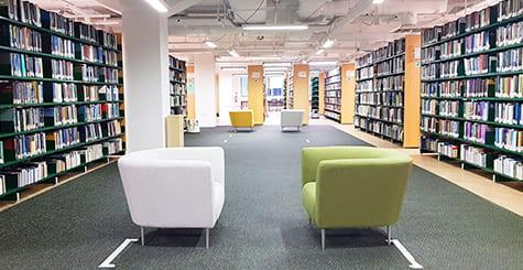 image of level 5 seats