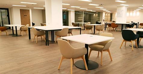 Level 3 collaborative space