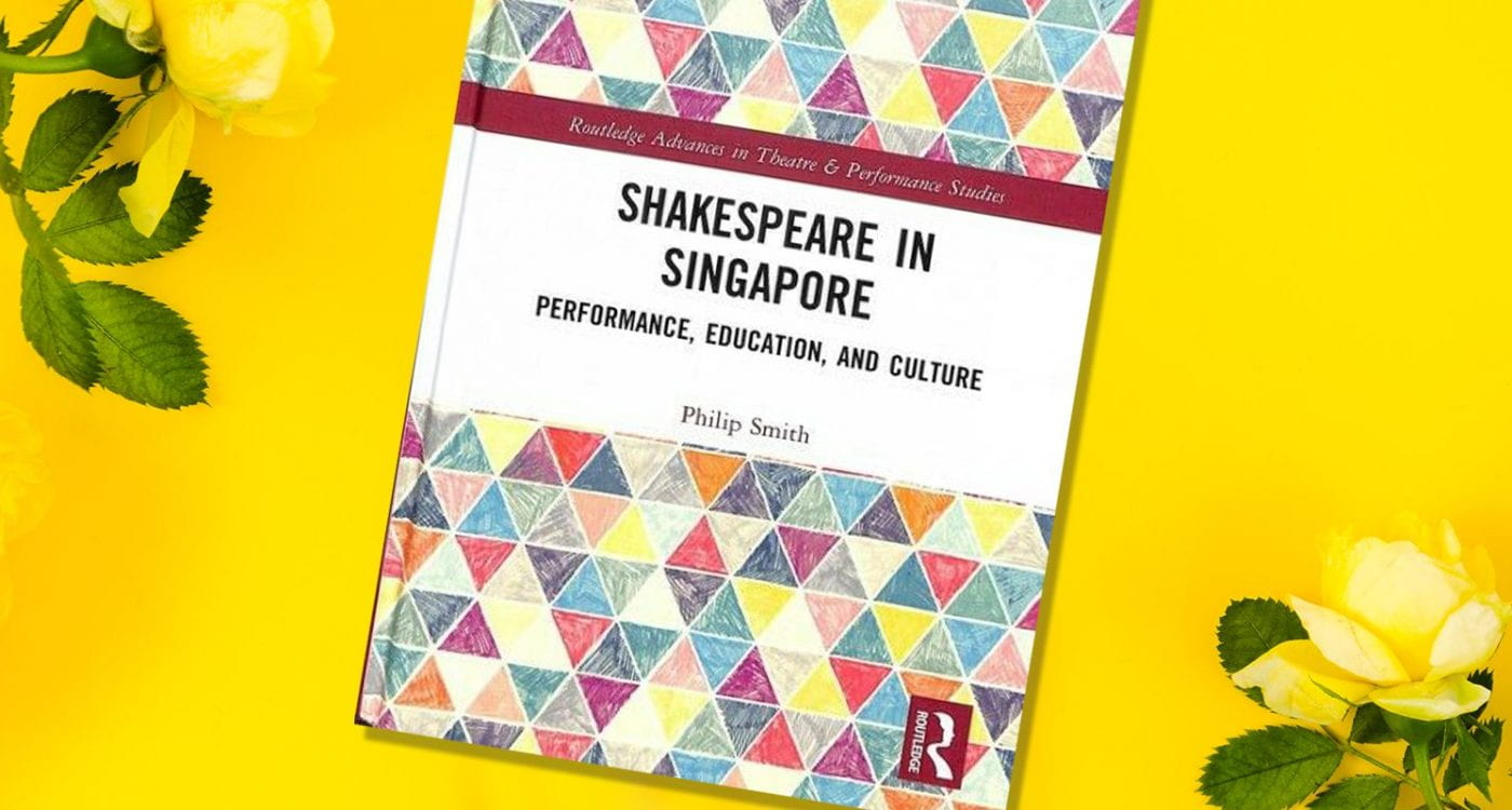 Shakespeare in Singapore Book Cover