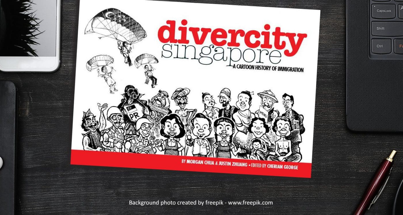 Divercity Singapore Book Cover