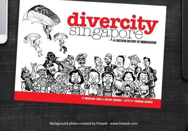 Divercity Singapore Book Cover