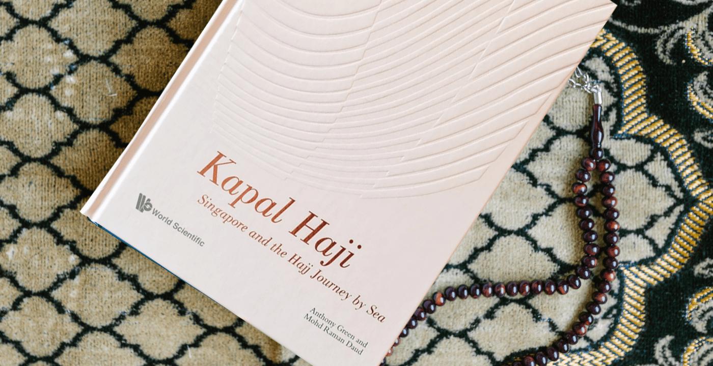 Kapal Haji book cover