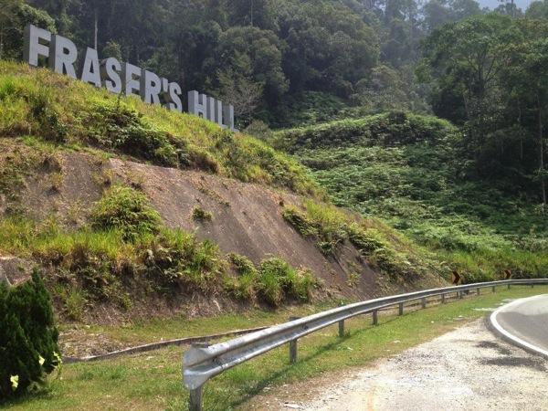 Fraser s Hill