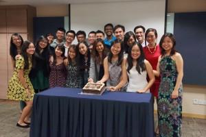 News 2 (photo English Literature graduation party)