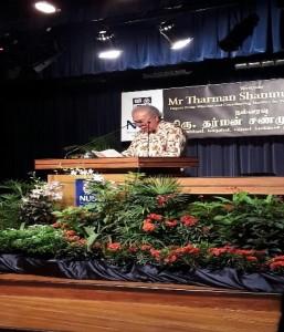 Professor Edwin Thumboo