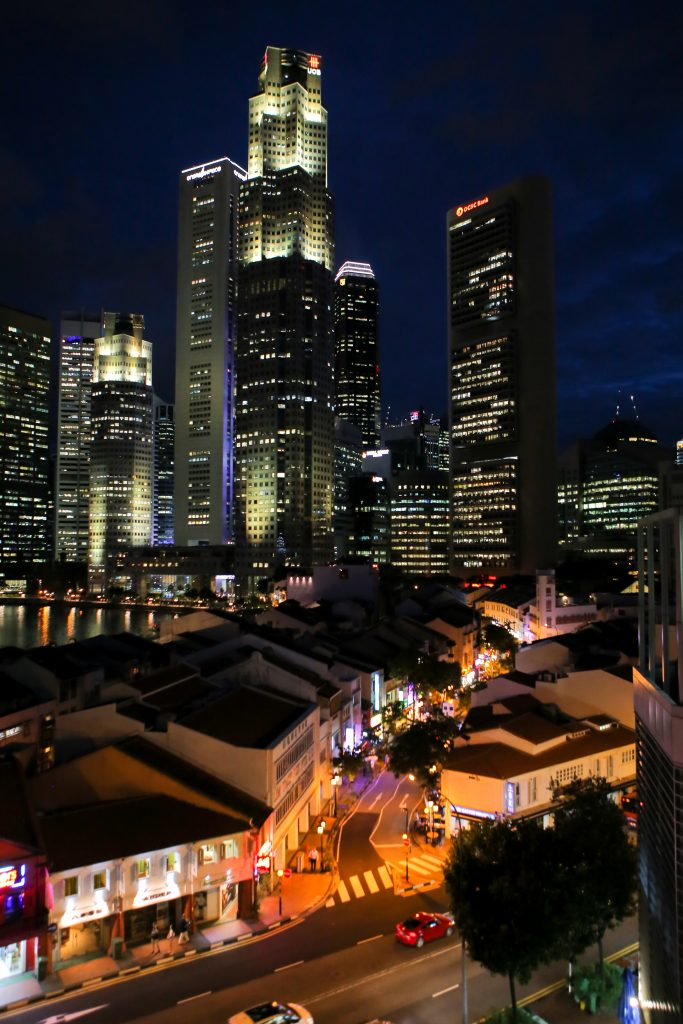 'Shophouses and Skyscrapers' from SRN's SG Photobank