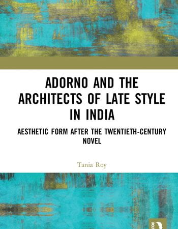 adorno and the architects