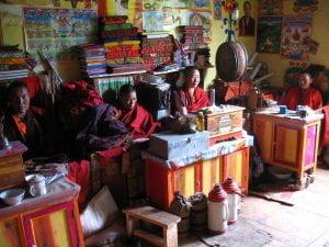 Tsangyang Gyamtso blessing