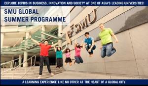 SMU Global Summer Programme 2015