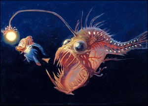 The Deep Sea Anglerfish