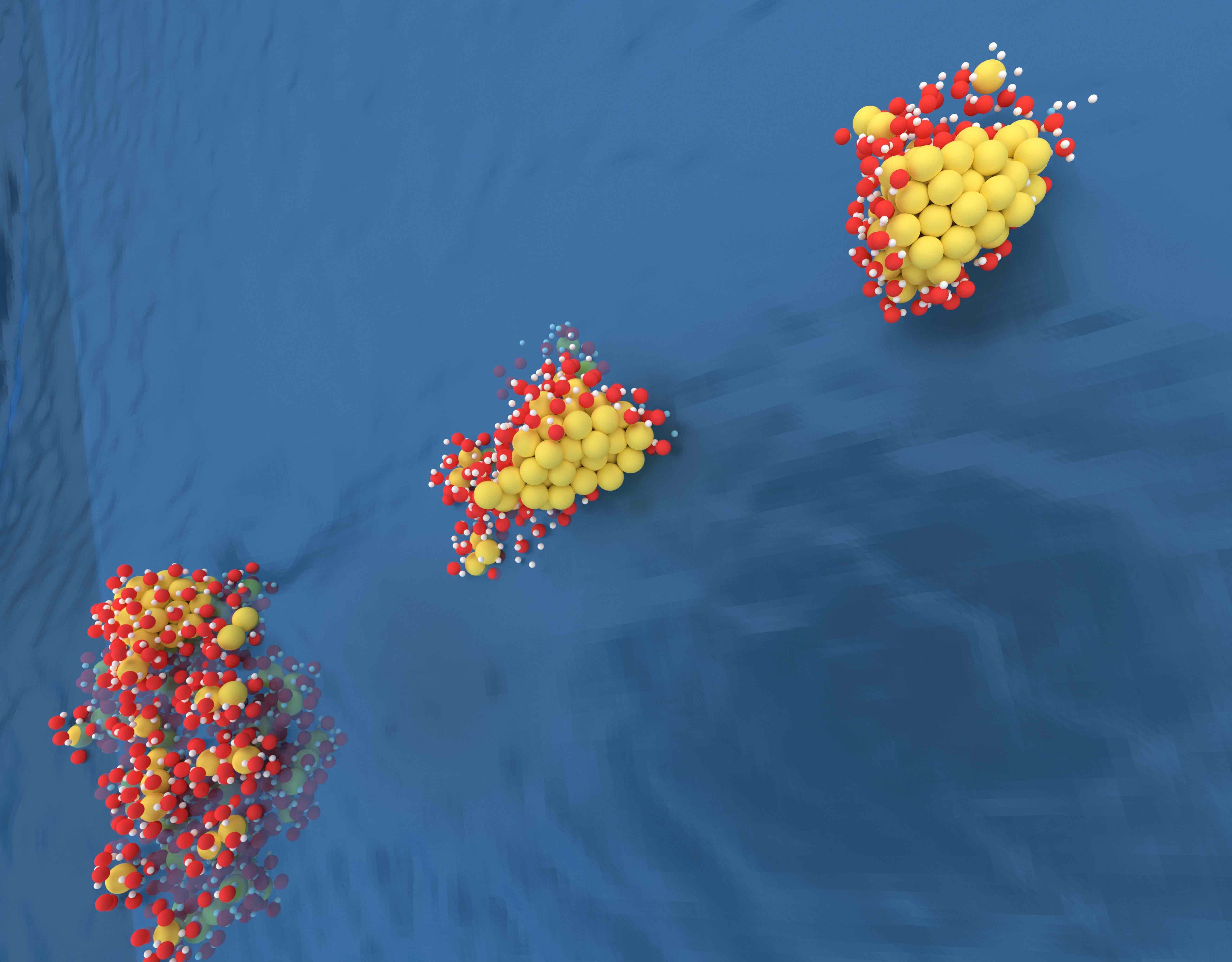 Tortuous path to nanocrystals