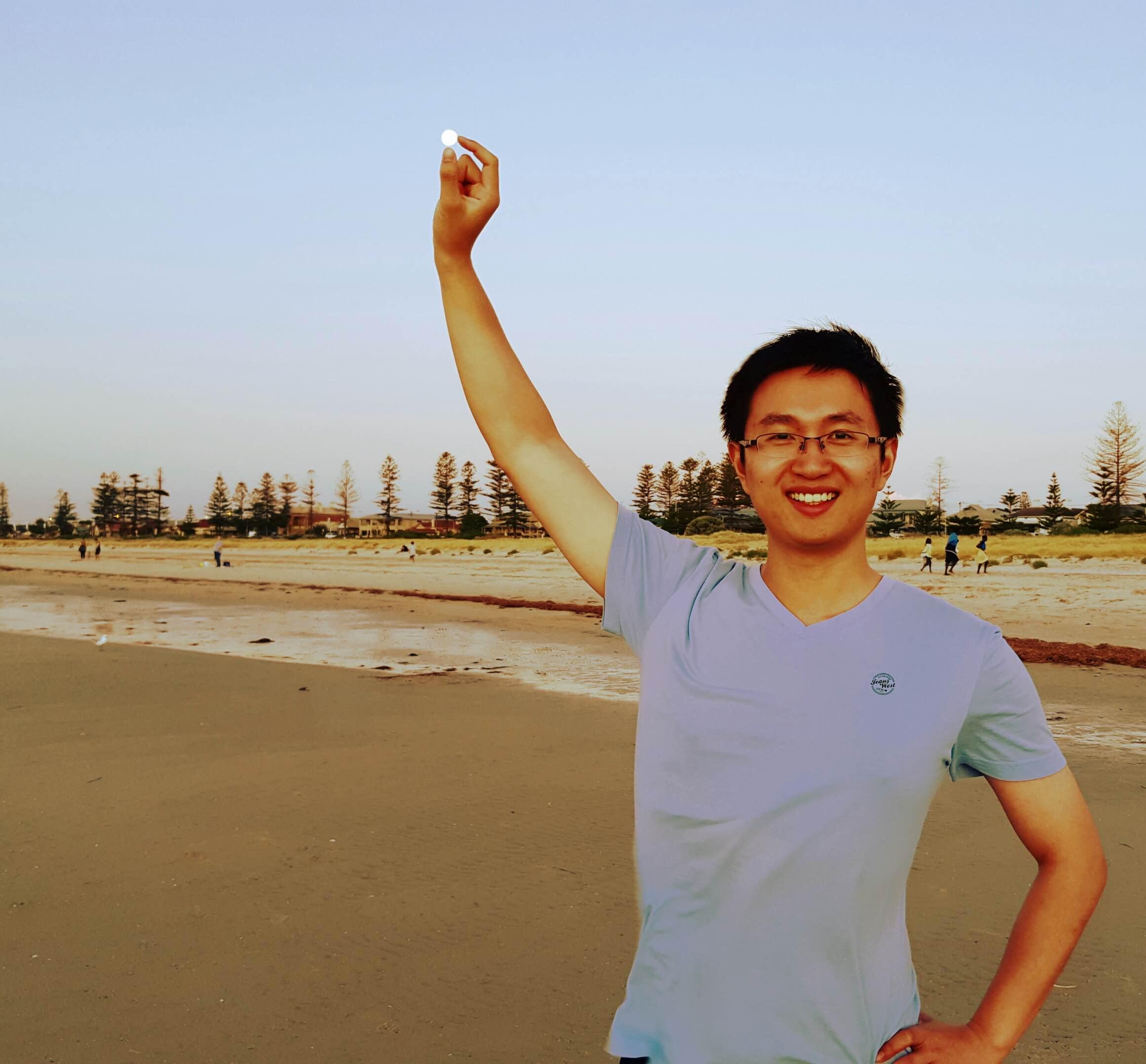 SHEN Zhou – PhD candidate
