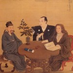 659px-Shiba_Kokan_A_meeting_of_Japan_China_and_the_West_late_18th_century