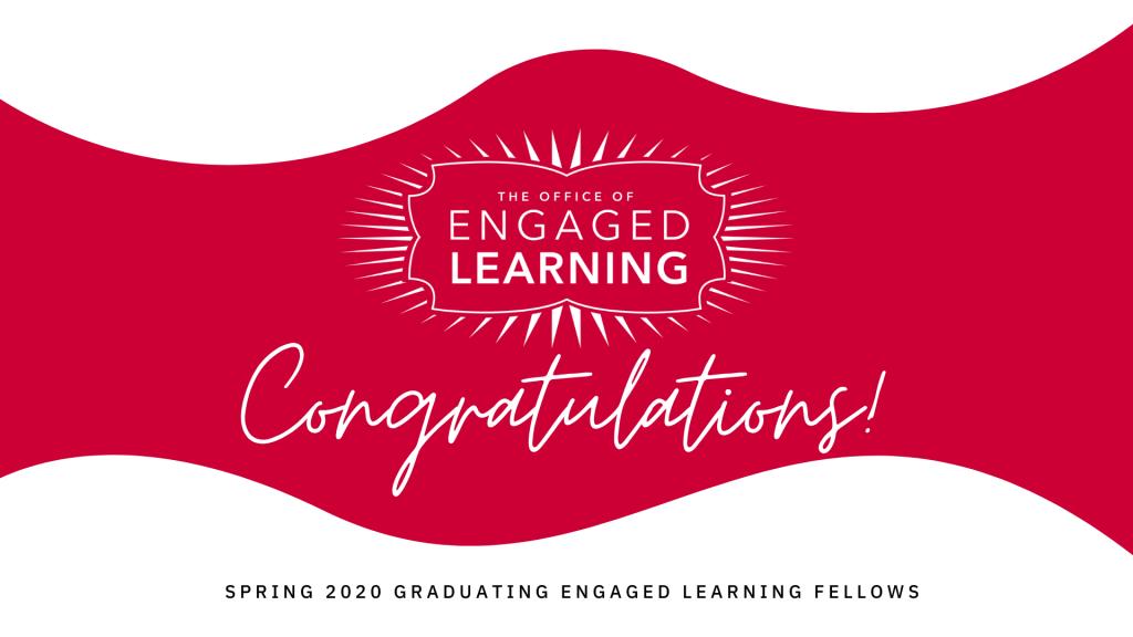 Congratulations ELF Graduates 2020