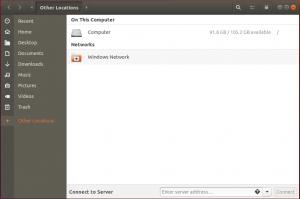File Manager in Ubuntu