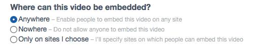 Vimeo Embed