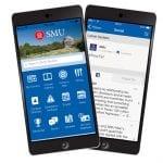 SMU Mobile App screenshot