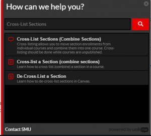 walkme help assistance dialog box