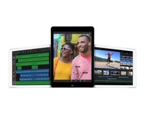 iLife on iPad Air
