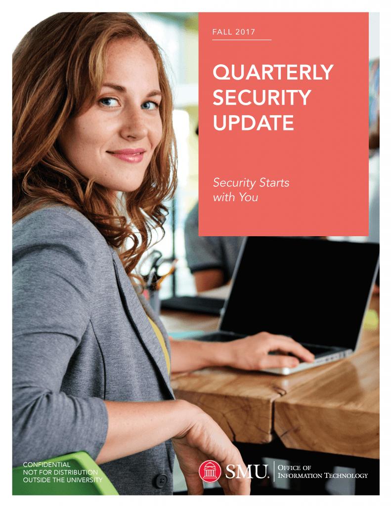 OITSecurity Awareness Report: Fall 2017