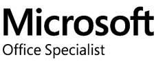 Microsoft Office Specialist Logo