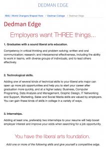 Dedman Edge