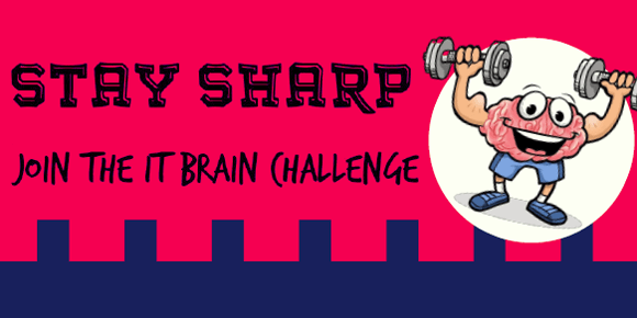Stay Sharp – Join the IT Brain Challenge!