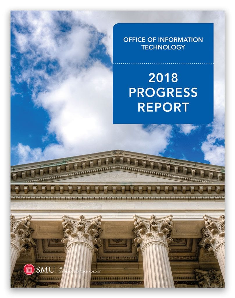2018 OIT Progress Report