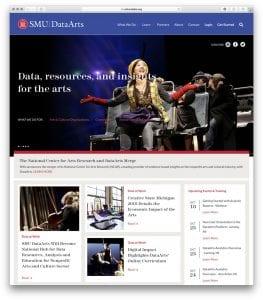 SMU DataArts Homepage