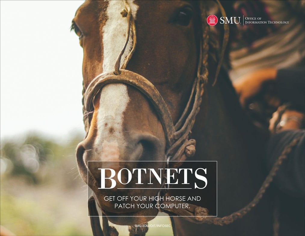 SMU OIT 2019 Calendar Botnets