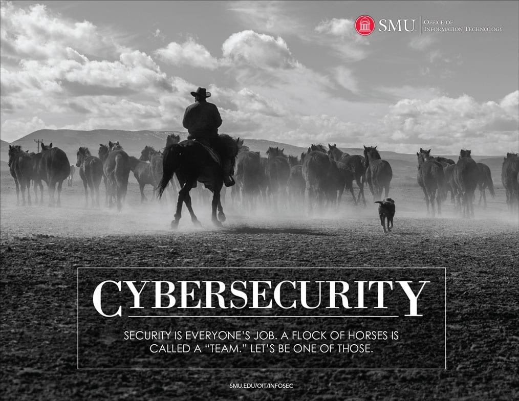 SMU OIT 2019 Calendar Cybersecurity