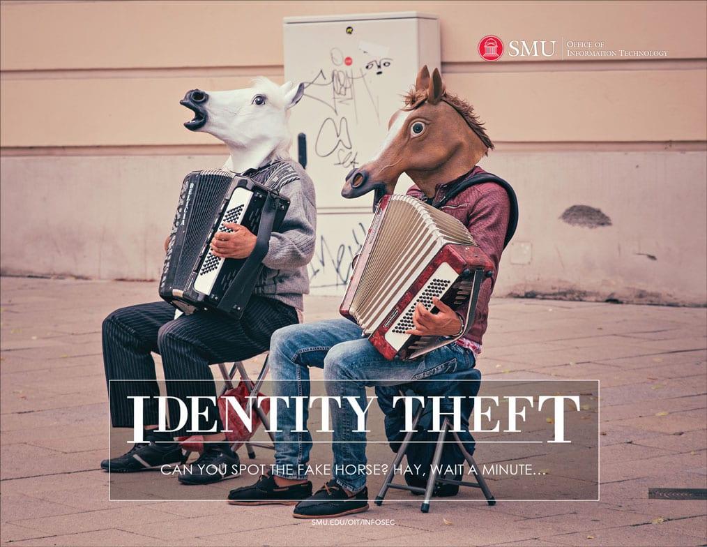 SMU OIT 2019 Calendar Identity Theft