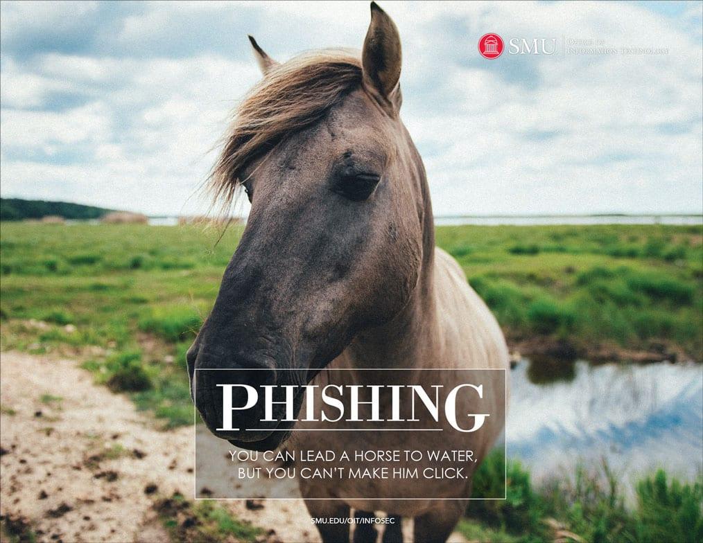 SMU OIT 2019 Calendar Phishing