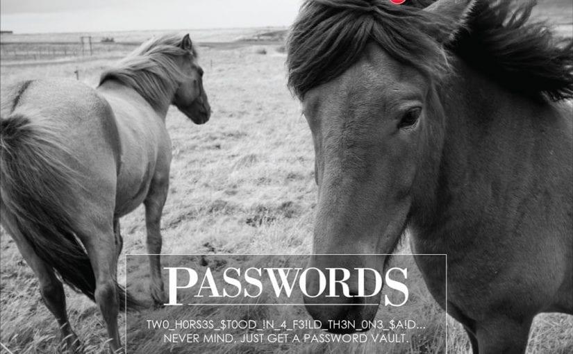 SMU OIT 2019 Calendar passwords