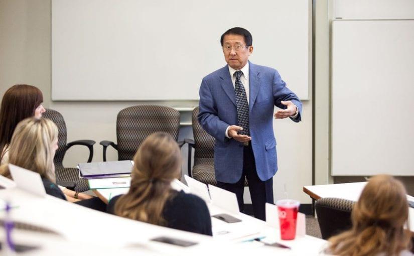 Cox Business Leadership Institute Seminar