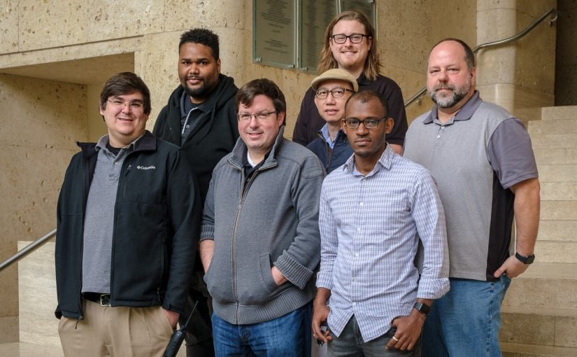 Classroom and AV Support Team Enhances Events and Classrooms