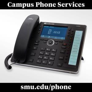 Campus Phone Services