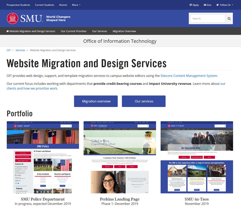 Sitecore pages